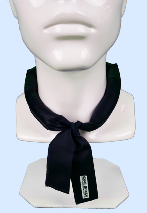 Neck Tie Cooler - Navy Blue
