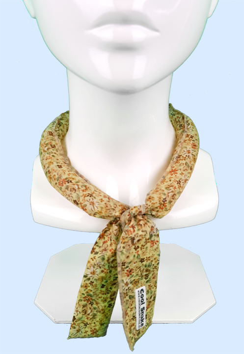 Neck Tie Cooler - Wildflowers