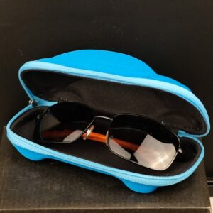 Kids Car Case with Sunglass